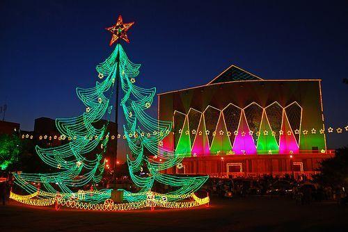 Alumbrado navideño - Barranquilla