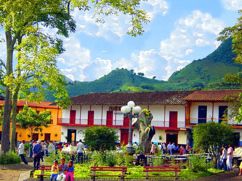 Pueblos más lindos de Antioquia - JArdin