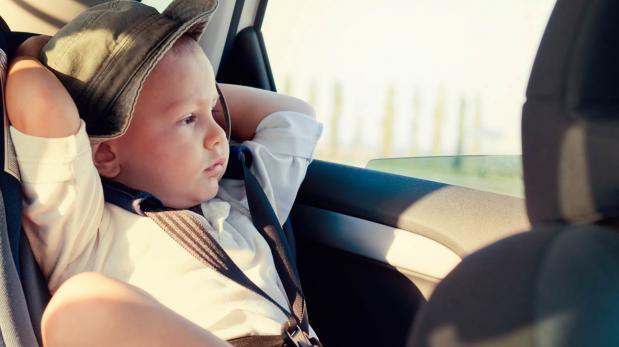 tips para viajar con niños