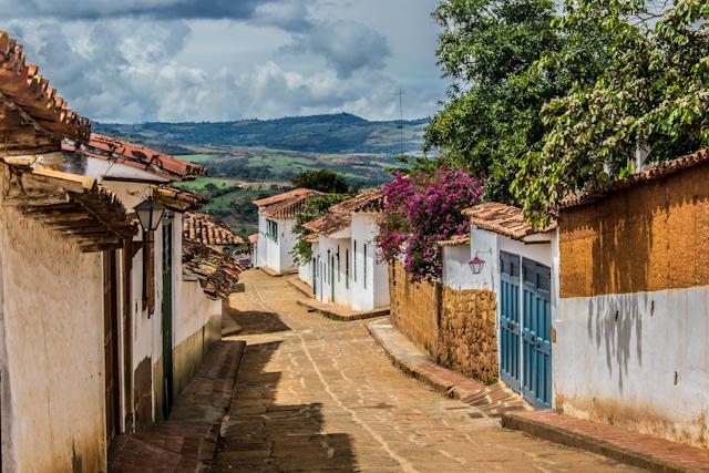Pueblos Patrimonio de Colombia - Barichara 2