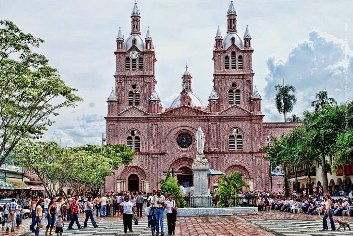 Pueblos Patrimonio de Colombia - Guadalajara de Buga