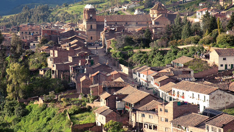 Pueblos Patrimonio de Colombia - Mongui