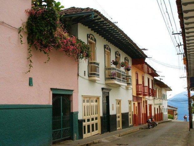 Pueblos Patrimonio de Colombia - Salamina