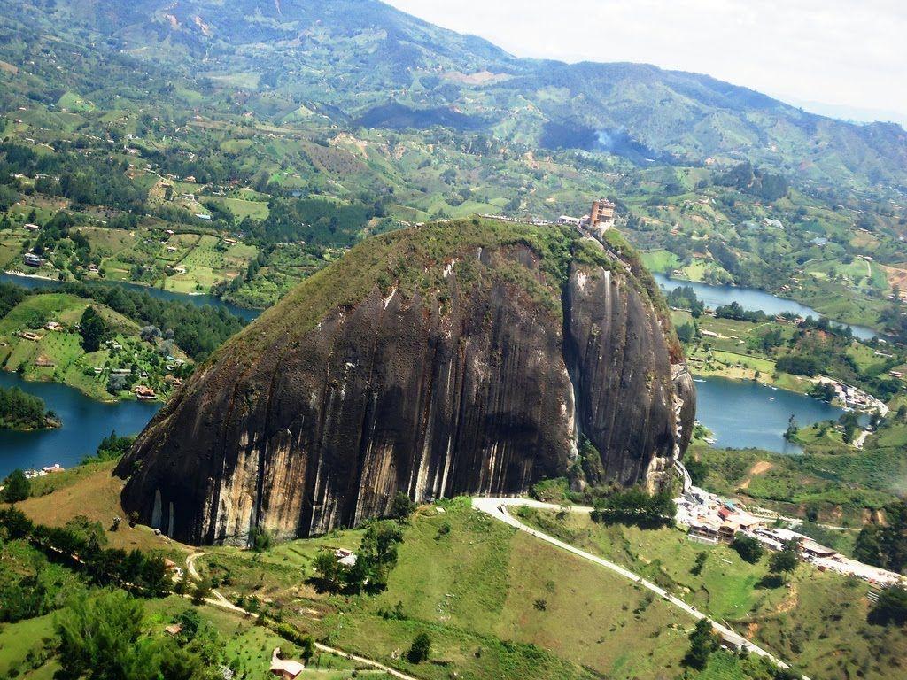 Dónde celebrar San Valentín en Colombia Guatape