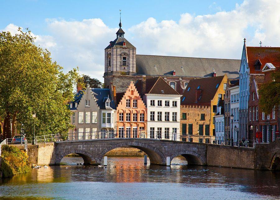 9 de las ciudades más románticas del mundo Brujas