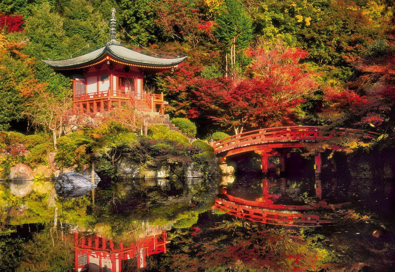 9 de las ciudades más románticas del mundo Kioto