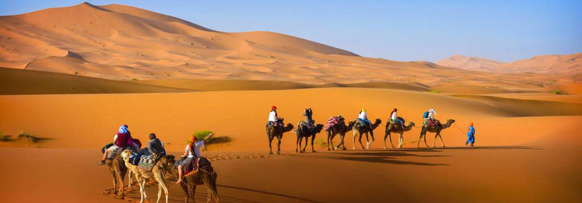 9 de las ciudades más románticas del mundo Marrakech