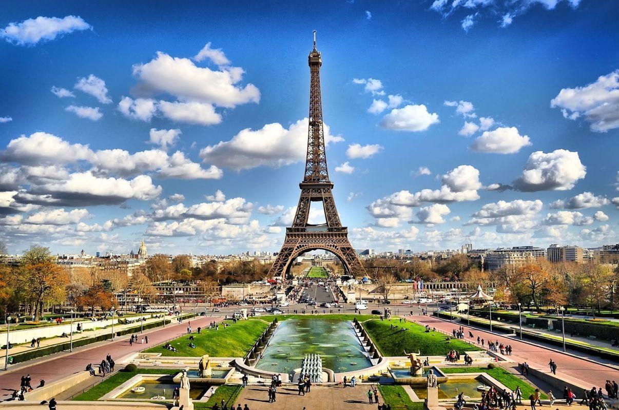 9 de las ciudades más románticas del mundo Paris