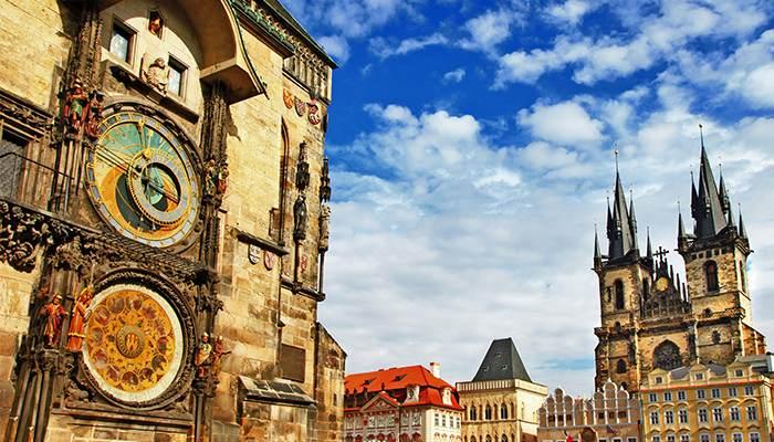 9 de las ciudades más románticas del mundo Praga
