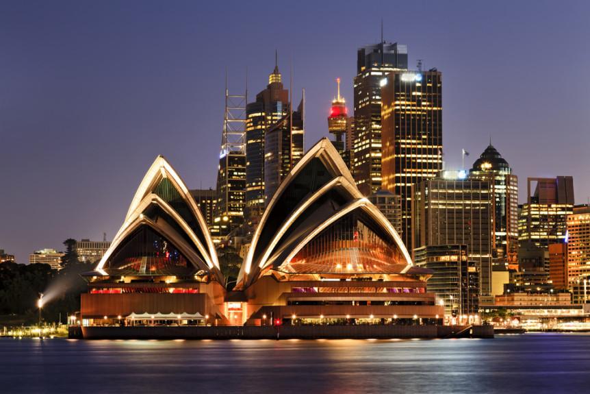 9 de las ciudades más románticas del mundo Sydney