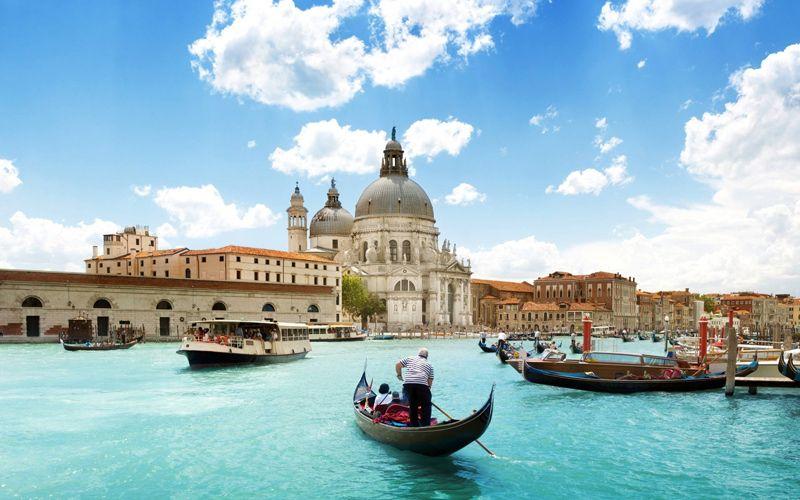9 de las ciudades más románticas del mundo Venecia