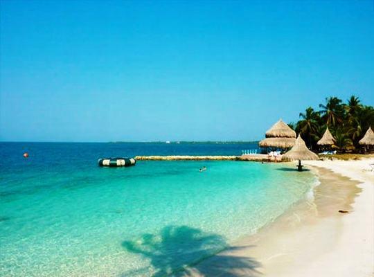 Corredores turísticos de Colombia Golfo de Morrosquillo