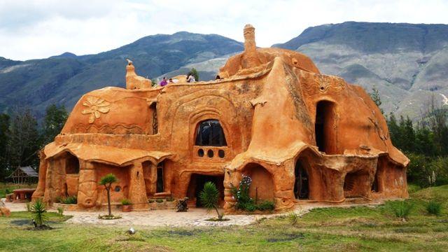 Corredores turísticos de Colombia Villa de Leyva Barro