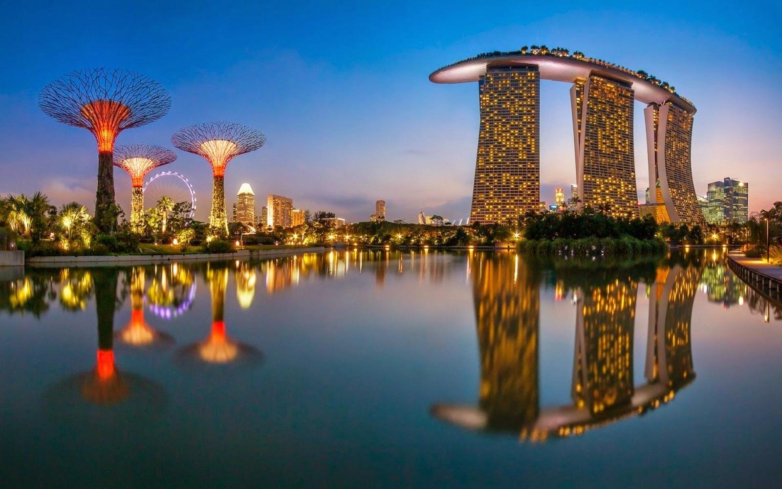 la vuelta al mundo sin visa - alquiler de carros en Singapur