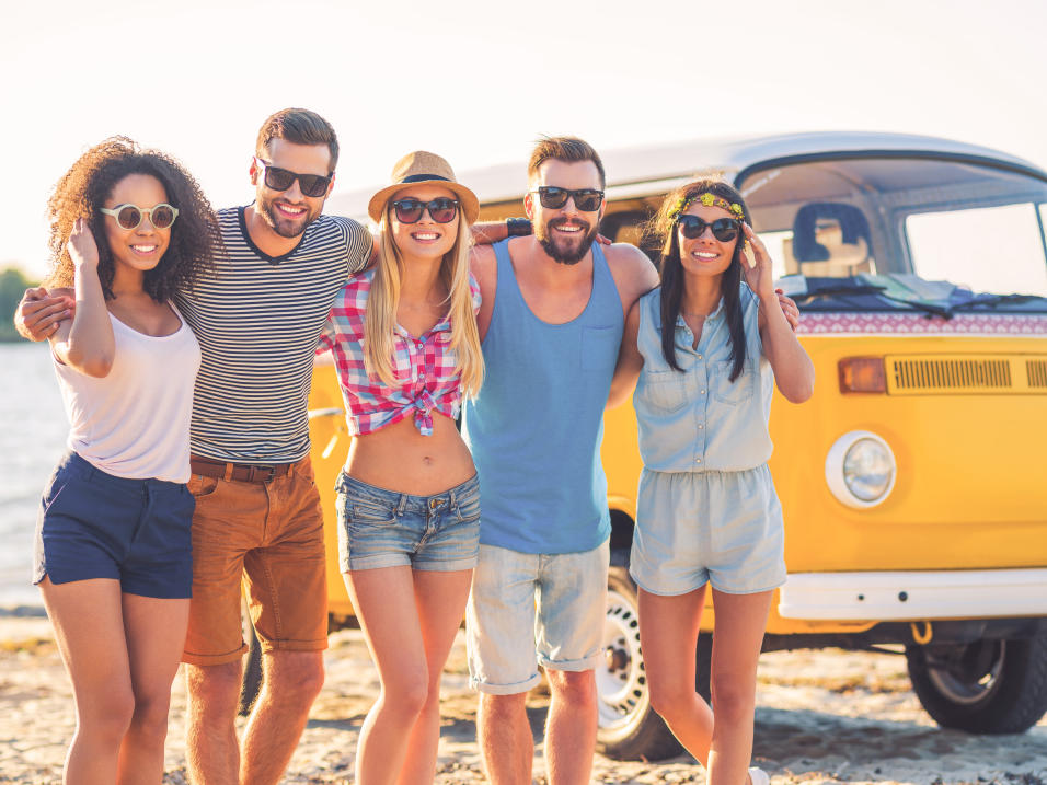 Destinos de Colombia para viajar con amigos