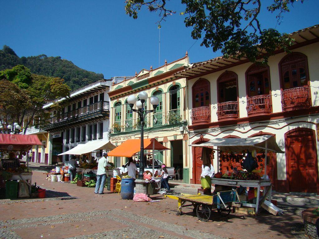 Pueblos más lindos de Antioquia - Jérico