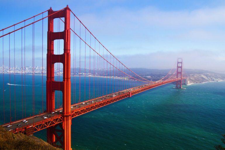 los mejores destinos de Estados Unidos - San Francisco