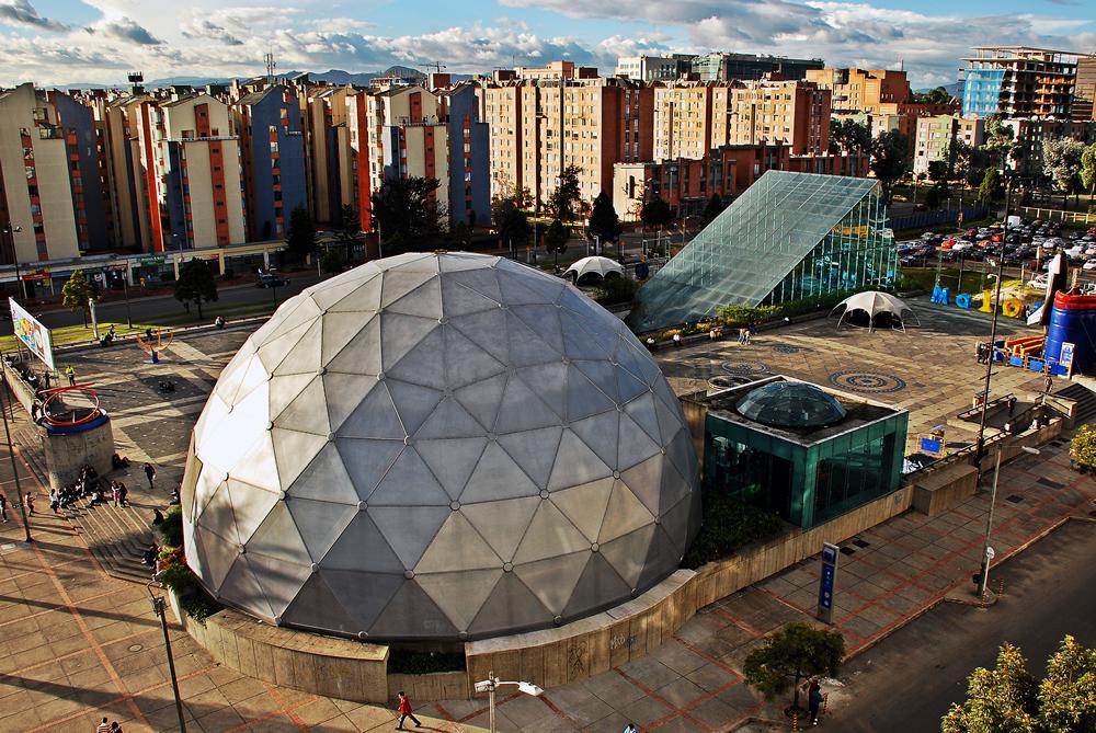 Planes para niños en Bogotá - Maloka