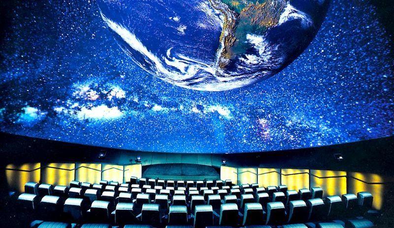 Planes para niños en Bogotá - Planetario Distrital