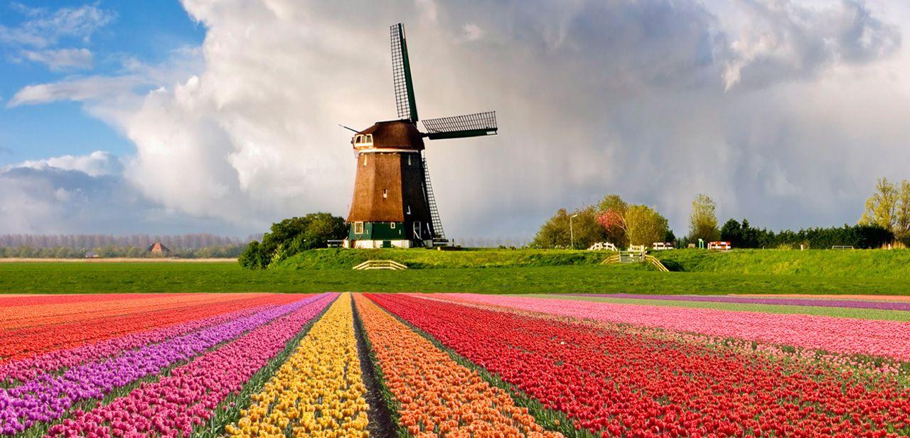 Lugares exóticos del mundo - Holanda