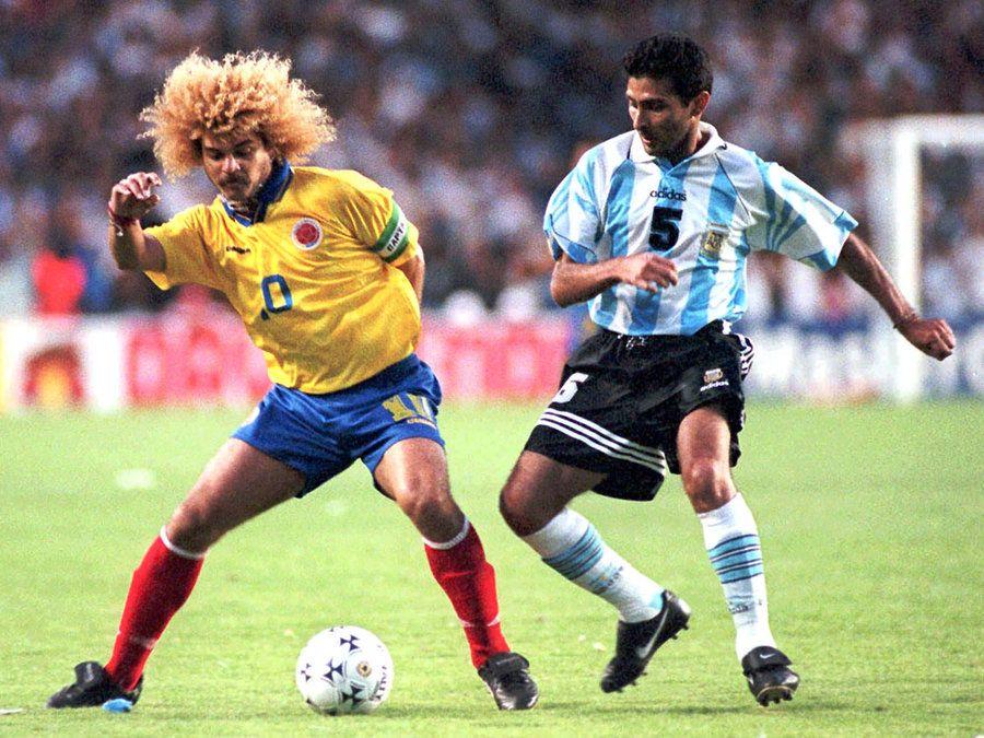 Copa-Mundial-de-Fútbol - Selección Colombia 1994