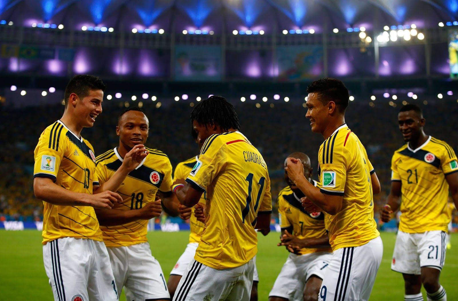 Copa-Mundial-de-Fútbol - Selección Colombia 2016