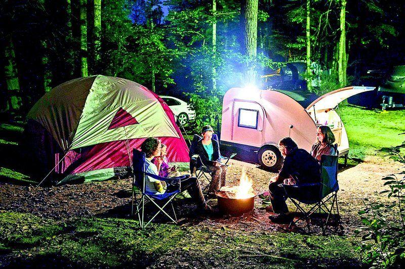 vacaciones-de-diciembre - acampar