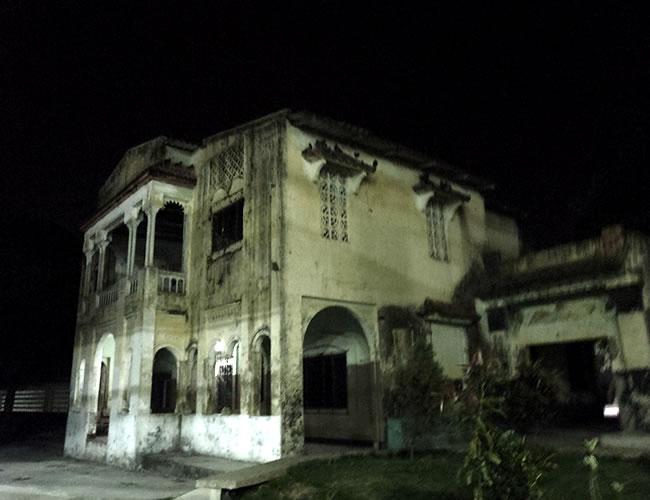 lugares tenebrosos en Colombia - Castillo La Alboraya