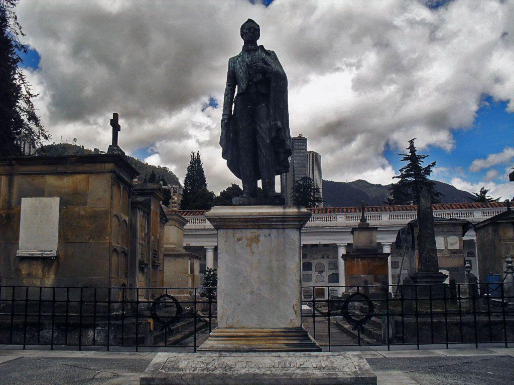 Lugares tenebrosos en Colombia - Halloween en Colombia - Cementerio Central Los Mártires
