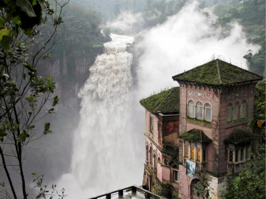 Lugares tenebrosos en Colombia - Halloween en Colombia - Hotel Tequendama