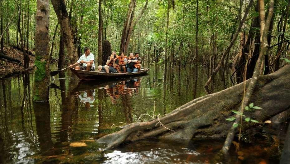 Amigos Extranjeros - Amazonas