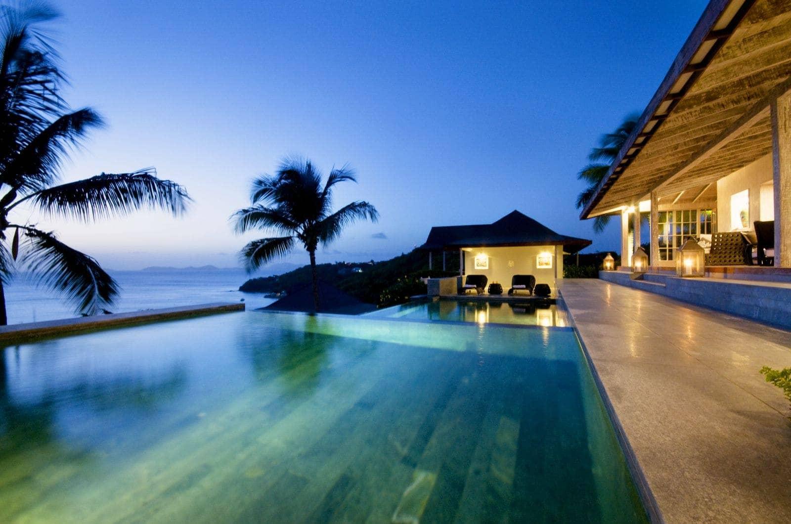 Islas del Caribe - Mustique