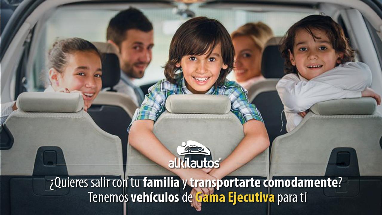 Lugares para conocer con tus hijos - alquila un carro