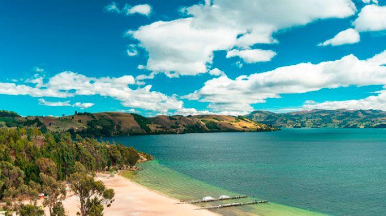 Viajar por Boyaca y Santander - Laguna de Tota