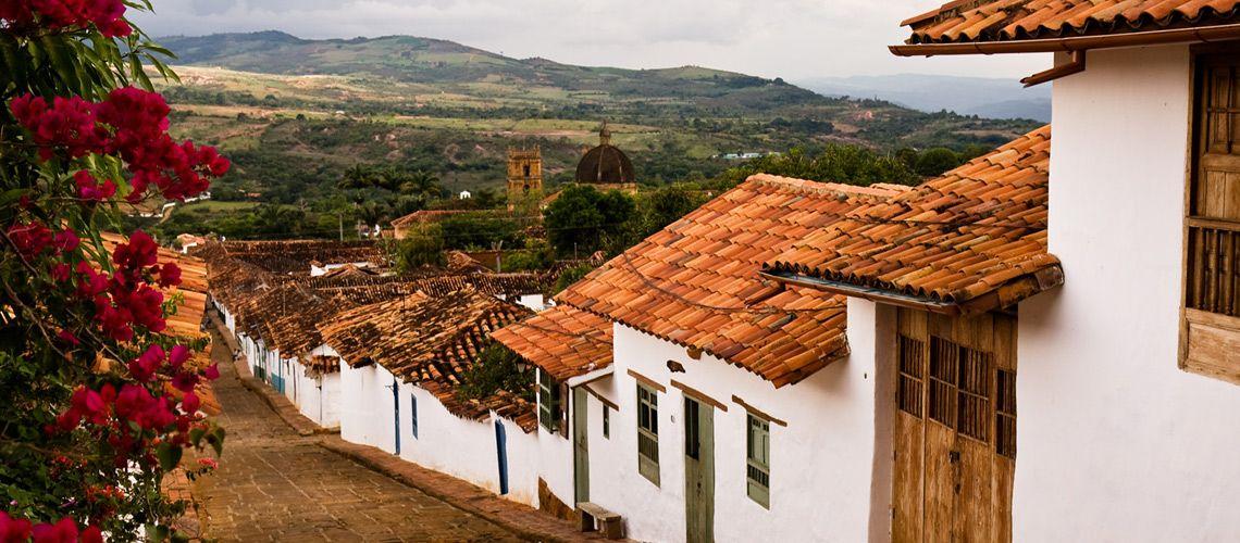 Viajar por Boyaca y Santander - Barichara