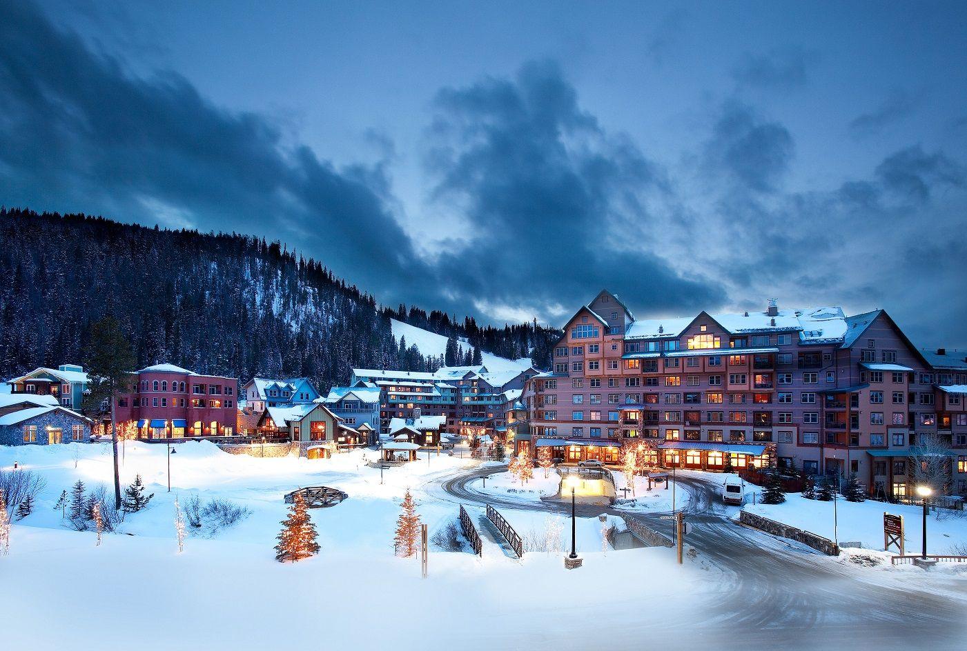 Destinos de Estados Unidos para Esquiar - Aspen Colorado