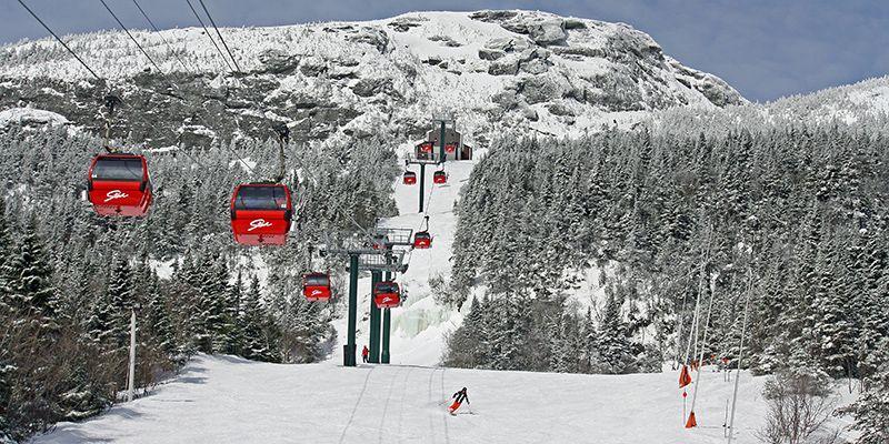 Destinos de Estados Unidos para Esquiar - Stowe Mountain