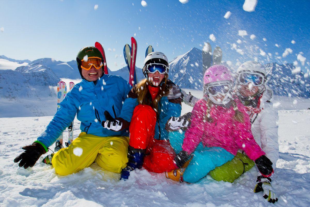Destinos de Estados Unidos para Esquiar