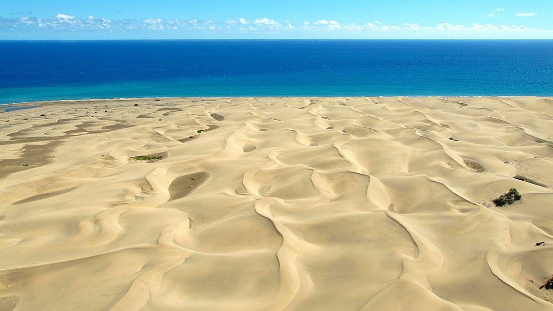 Playas-nudistas-de-Europa - Playa de Maspalomas