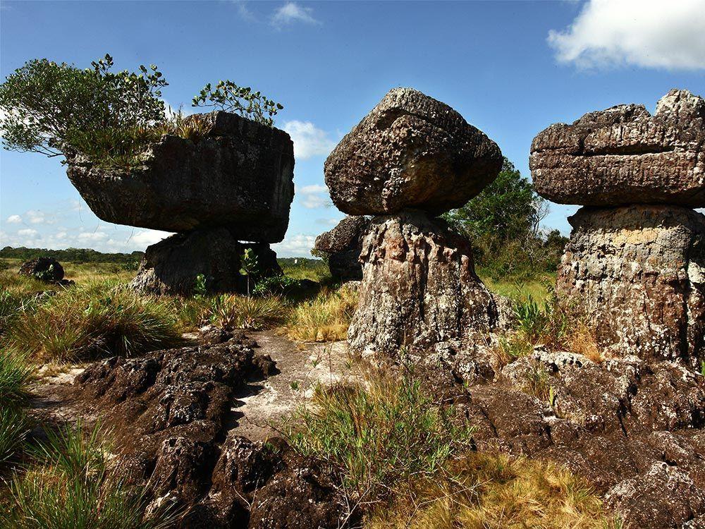 Viajar por el sur de Colombia - Ciudad de Piedra