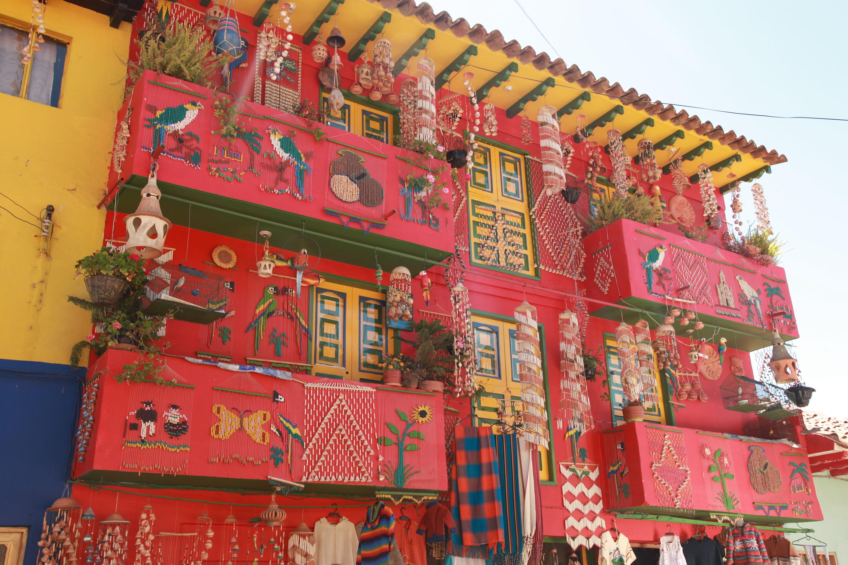 Viajar en carro a Boyacá y Santander - Raquira