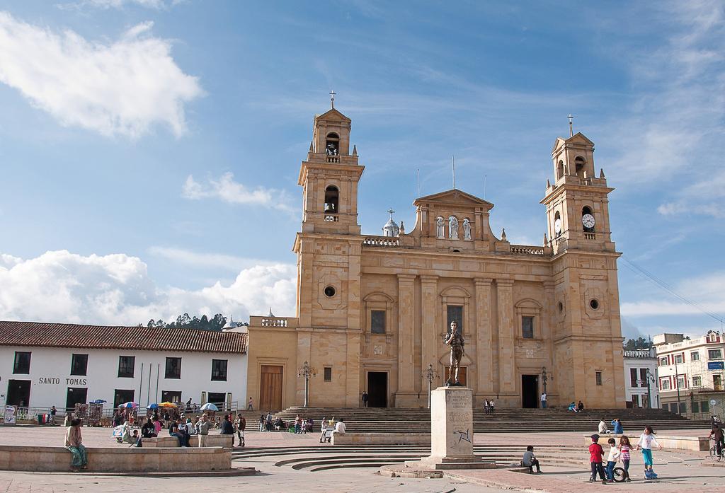Iglesias-en-colombia---Nuestra-Señora-del-Rosario,-Chiquinquirá