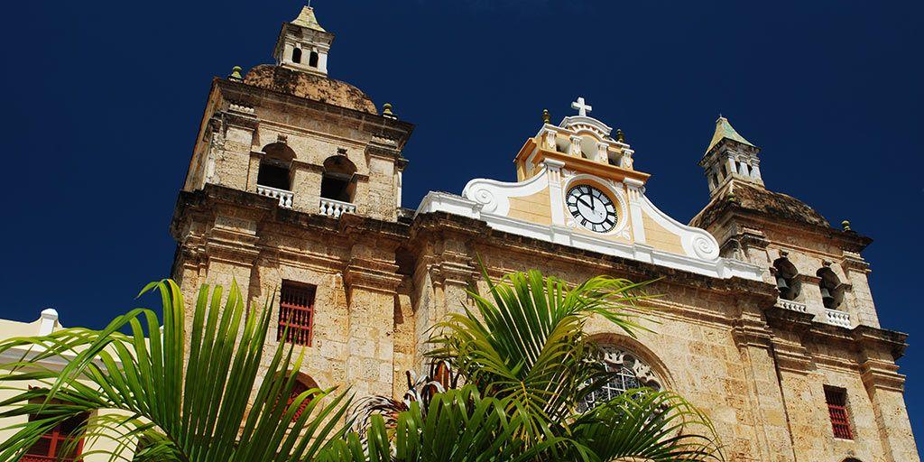 Iglesias en colombia - San Pedro Claver, Cartagena