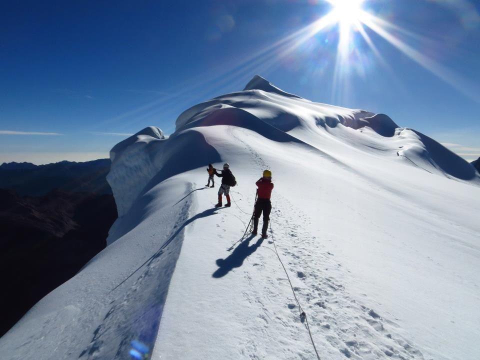 Viajar con adolescentes - Nevado del Cocuy