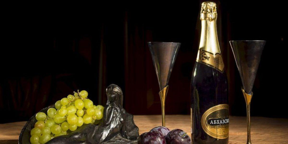 Agüeros para fin de año - Champaña