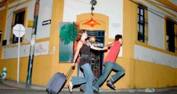 Agüeros para fin de año - maleta