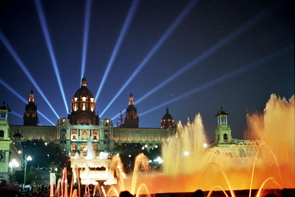 Destinos internacionales preferidos por los colombianos en navidad - Barcelona
