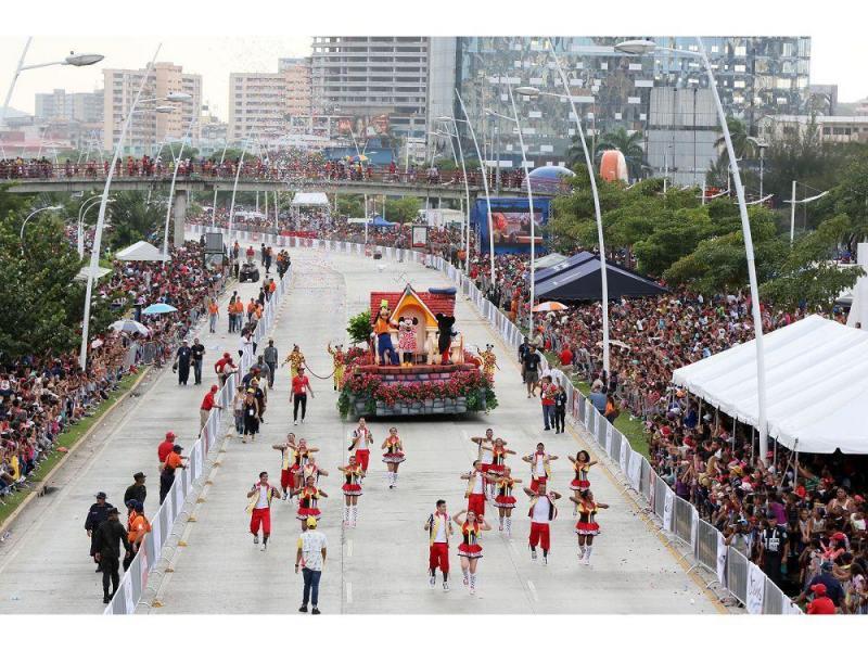 Destinos internacionales preferidos por los colombianos en navidad - Panama