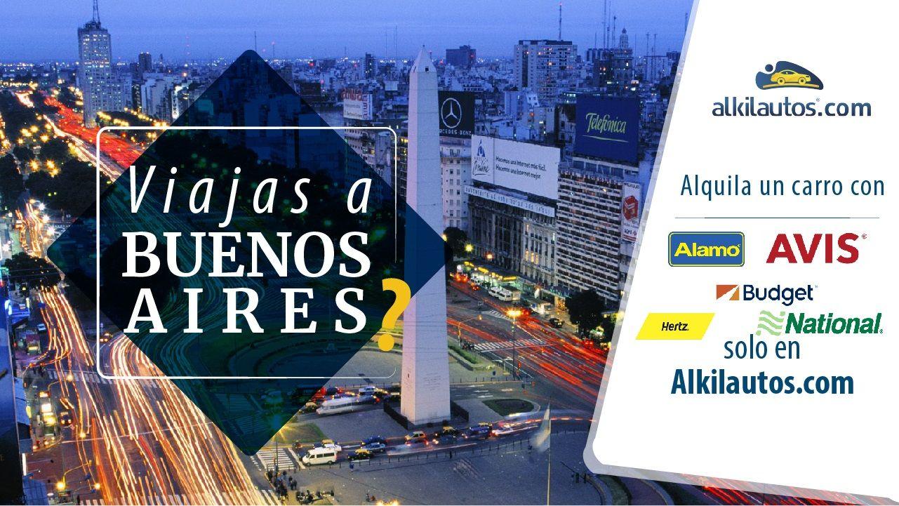 Tour por La Patagonia Argentina - Alquiler de Carros en Argentina