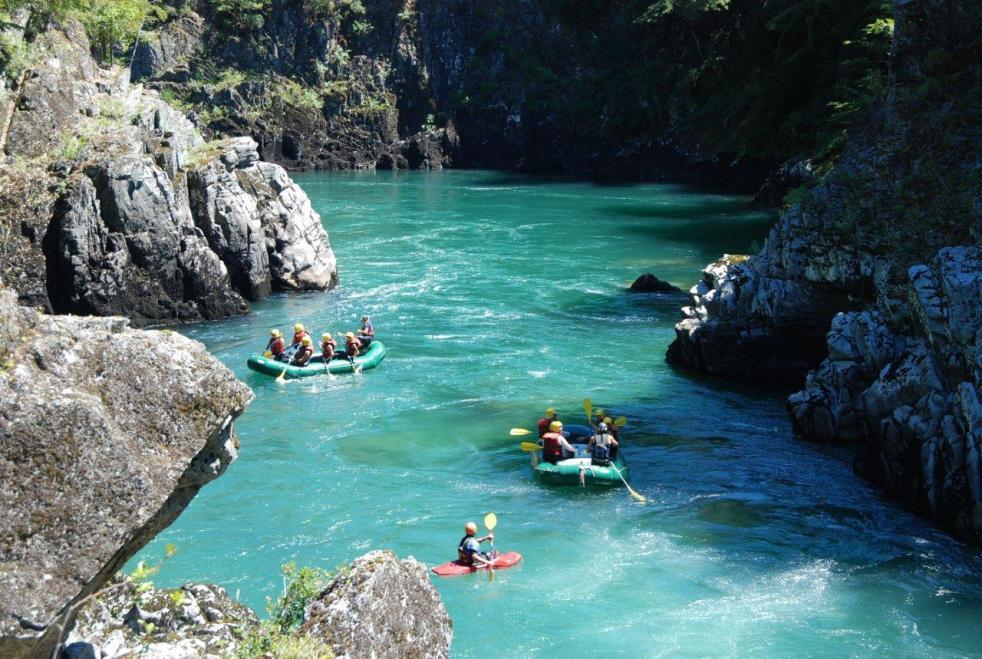 Tour por La Patagonia Argentina - Bolson